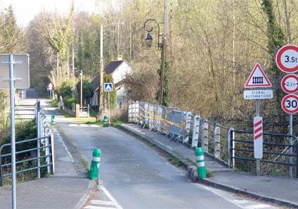 Lire la suite de l'actualité Fermeture du petit pont Cramoisy-Saint-Vaast-lès-Mello